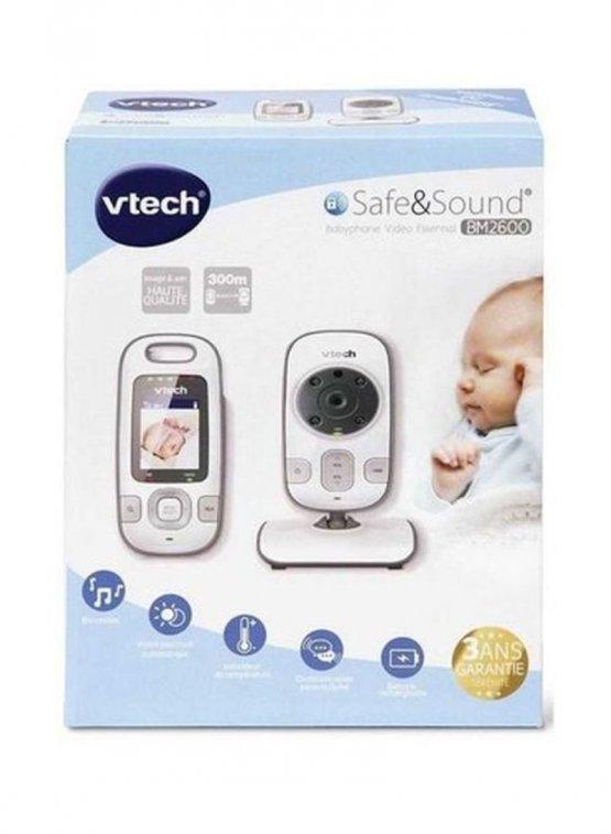 écoute bébé V-tech avec caméra