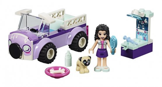 LEGO Friends Emma's Mobile Vet Clinic