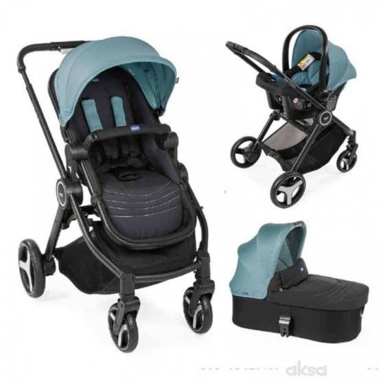 Chicco Trio Best Friend Cactus Pushchairs Unisex
