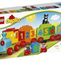 Le train des chiffres LEGO® DUPLO®