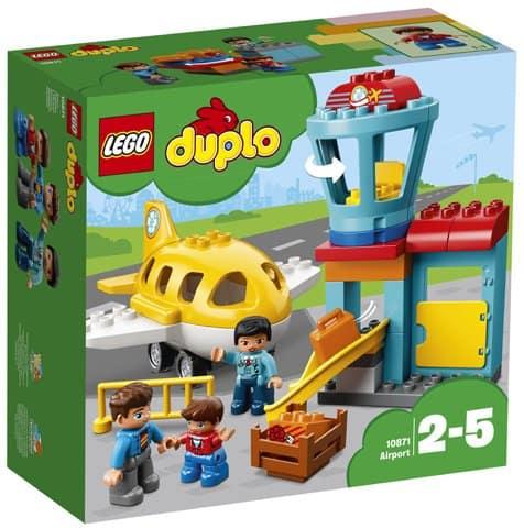 L'aéroport – LEGO® DUPLO® Ma ville