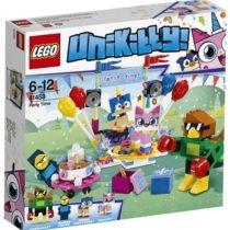La fête - LEGO® Unikitty! -