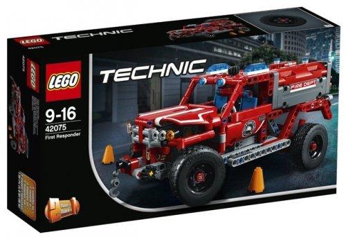 LEGO® TECHNIC First répondeur