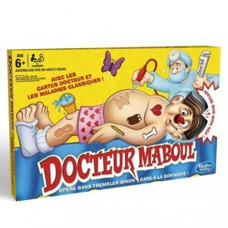 Docteur Maboul 'Hasbro'