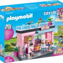 Salon de thé - Playmobil Maison de ville à personnaliser - 70015 p'tit ange jouet enfant tunisie