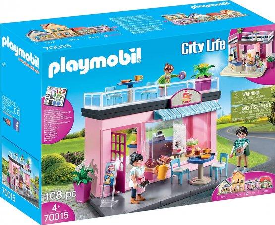 Playmobil 70015 City life – Salon de thé