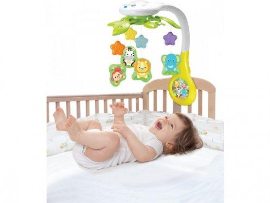 manège de lit winfun p'tit ange bébé tunisie