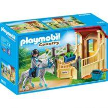 Playmobil 6935 Box avec cheval Appaloosa p'tit ange jouet enfant tunisie