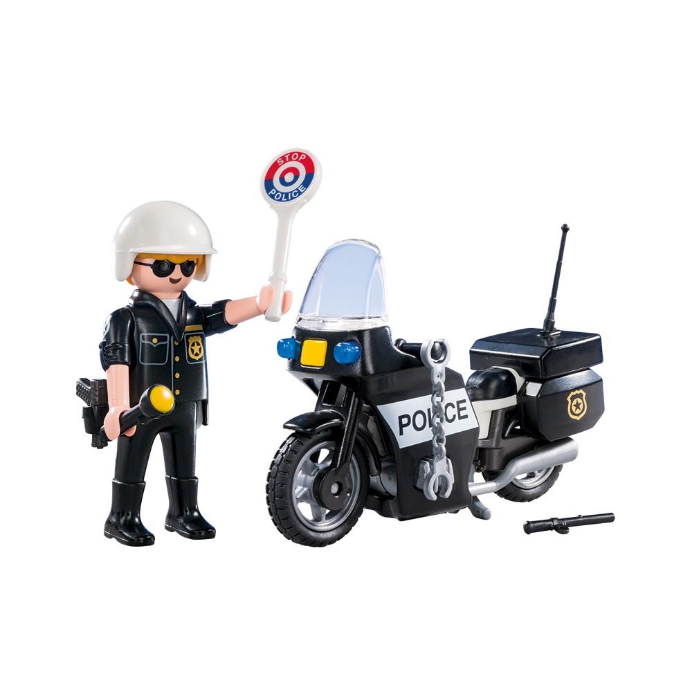 Petite mallette de transport Playmobil  5648 Police