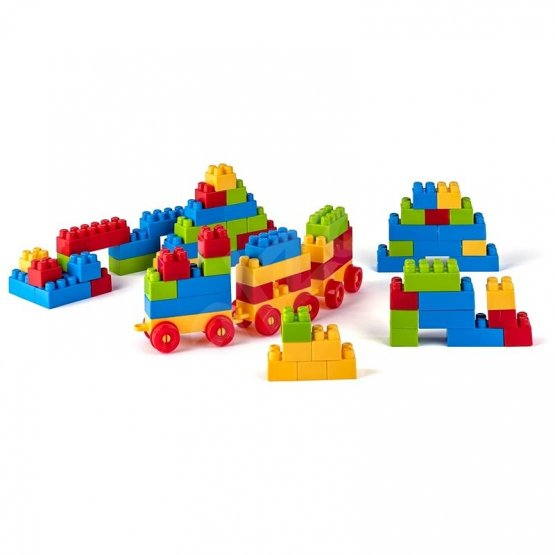 lego dolu color blocks 85 pcs p'tit ange
