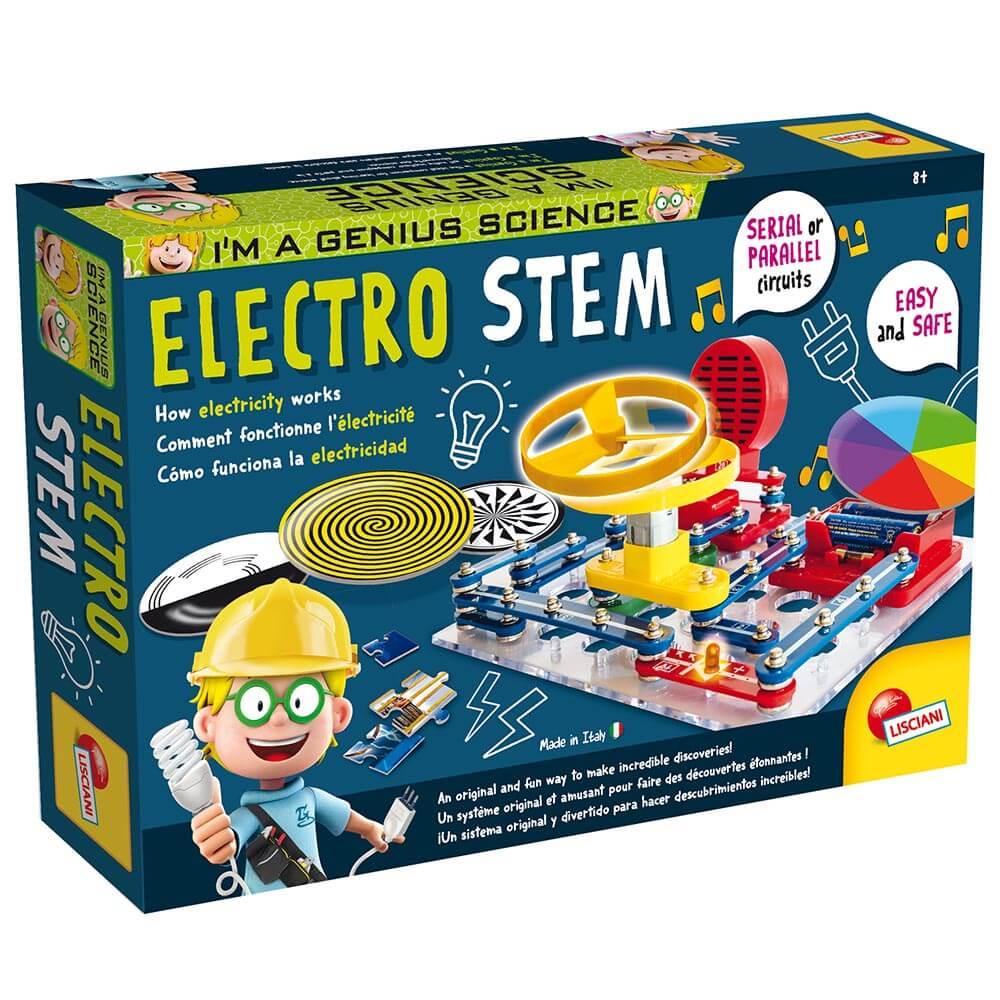Electro Stem