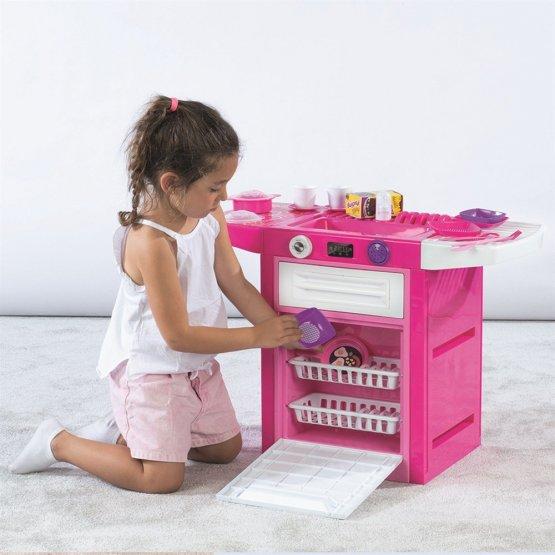 lave vaisselle licorne dolu 2541 jouet enfant p'tit ange bébé Tunisie