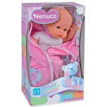 poupée nenuco Nouveau-né avec bébé sons FAMOSA p'tit ange jouet enfant tunisie