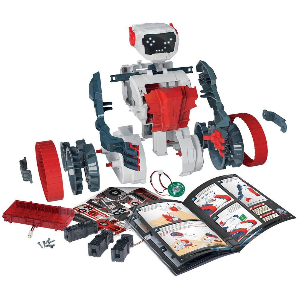 robot evolution clemontoni