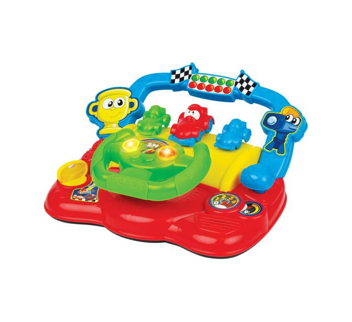 volant winfun wheel racer