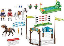 Playmobil 6930 Parcours d'obstacles p'tit ange jouet Tunisie