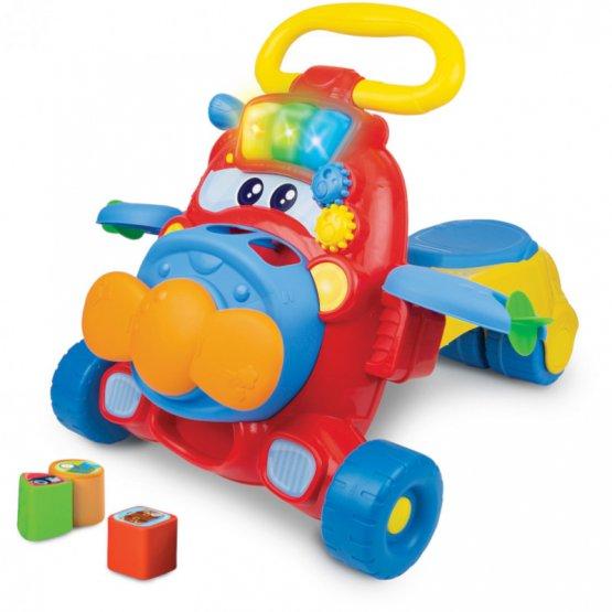 Walker Rider 2-in-1 p'tit ange bébé jouet Tunisie