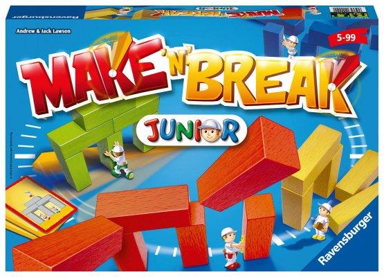 Ravensburger – Jeu Junior Make 'N' Break