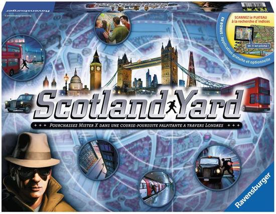 Jeu Scotland Yard