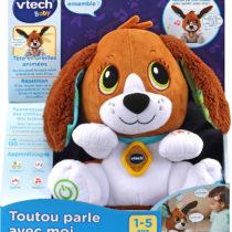 Toutou parle avec moi VTECH jouet Tunisie p'tit ange