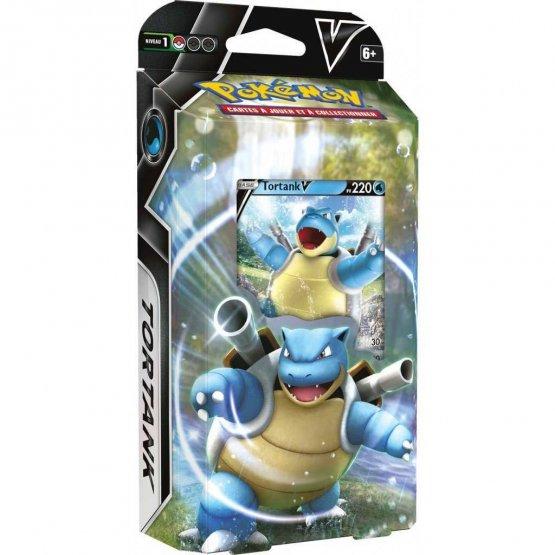 Pokémon - Deck Combat Tortank jouet enfant p'tit ange tunisie