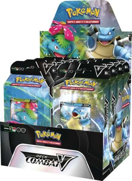 Pokémon – Deck Combat Tortank