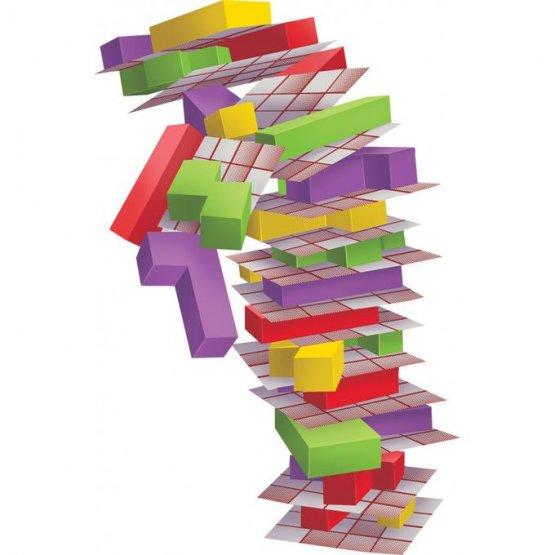 Asmode Crazy Tower jouet p'tit ange enfant tunisie