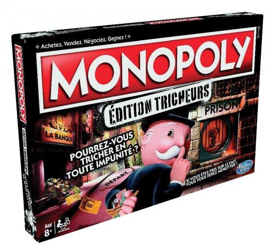 Monopoly  version tricheurs