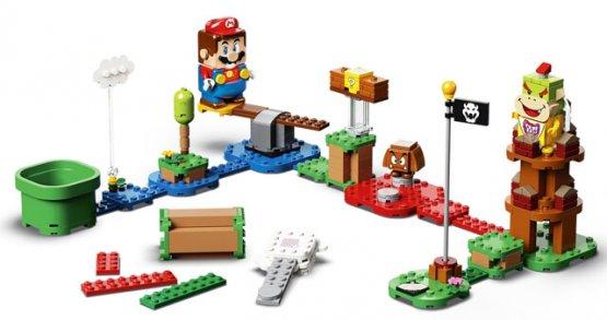 LEGO 71360 Adventures avec Mario STARTER COURSE jouet enfant p'tit ange Tunisie