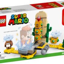 LEGO Super MarioLEGO 71363 Ensemble d'extension Pokey du désert jouet enfant p'tit ange Tunisie