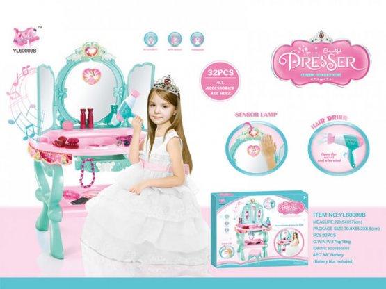 coiffeuse princesse fillette jouet ptitange tunisie