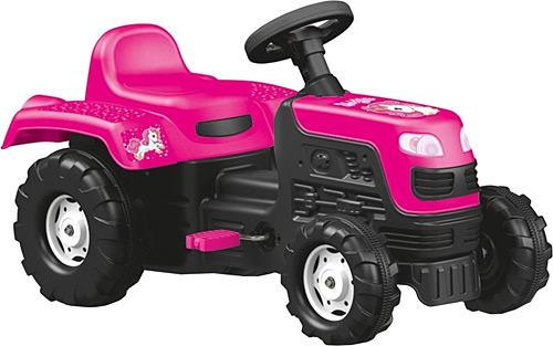 Tracteur Unicorne avec Pédale DOLU2507 jouet enfant p'tit ange tunisie