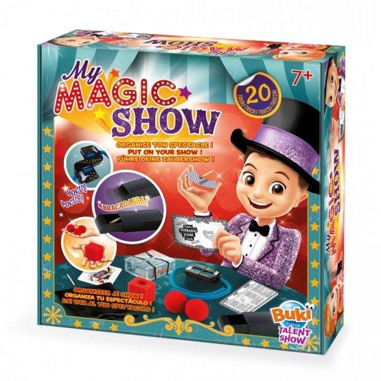 My magic show BUKI