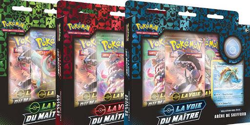 coffret carte Pokémon