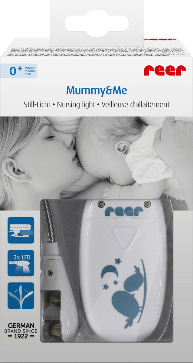 Lampe LED Mummy and Me Reer
