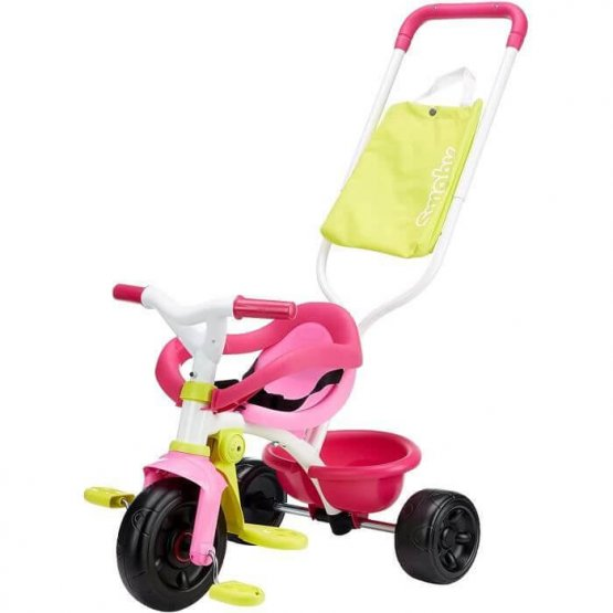 Tricycle be fun  confort rose SMOBY