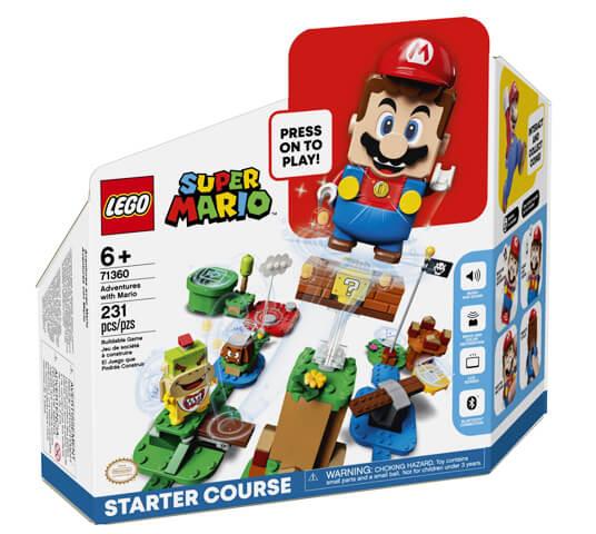 LEGO 71360 Adventures avec Mario STARTER COURSE