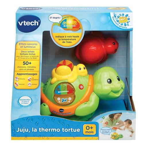 Juju la Thermo Tortue – Vtech