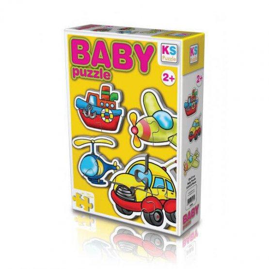 KS- puzzle bébé