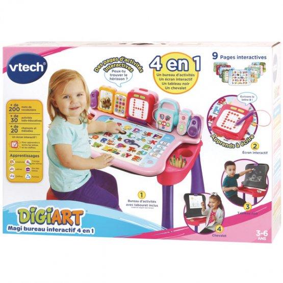 Magi Bureau Interactif 4 en 1 jouet vtech enfant p'tit ange Tunisie