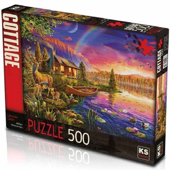 KS- puzzle 500 pcs