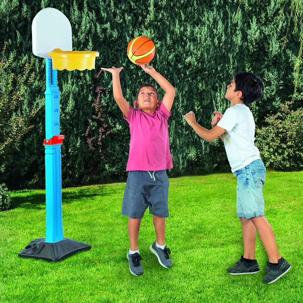 panneau de basket évolutif dolu
