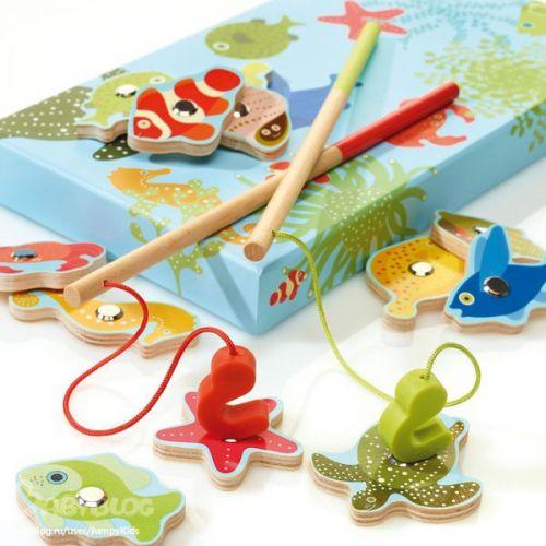 JEU DE PÊCHE - FISHING TROPIC jouet p'tit ange tunisie