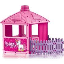 maisonnette unicorne avec clôture jouet p'tit ange Tunisie
