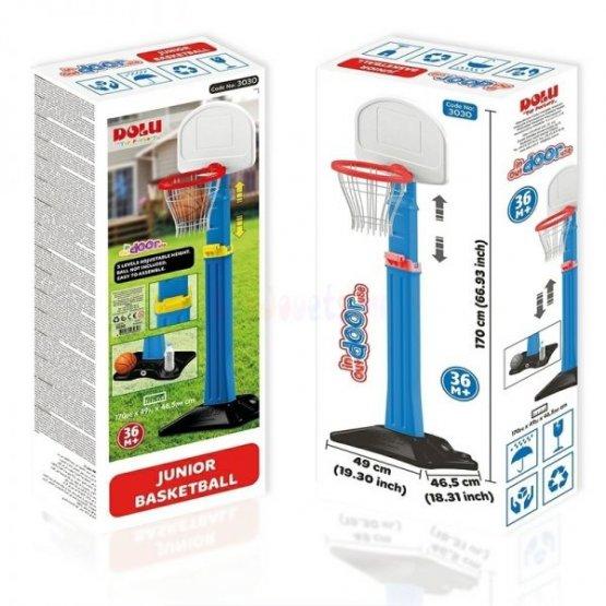 Panneau De Basket Évolutif – Dolu3030