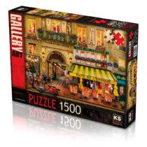 puzzle KS 1500 pcs galerie verojouet enfant p'tit ange tunisie