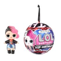 L.O.L. SURPRISE BFF Sweethearts Supreme Rocker For Sidekick jouet fillette p'tit ange tunisie