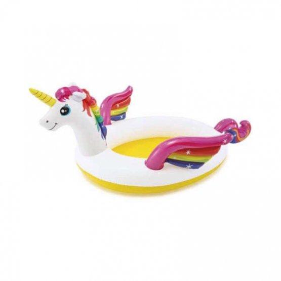 Intex Piscine Fontaine Gonflable Licorne jouet plage enfant p'tit ange tunisie