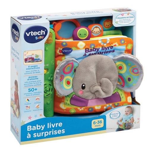 Baby Livres À Surprises