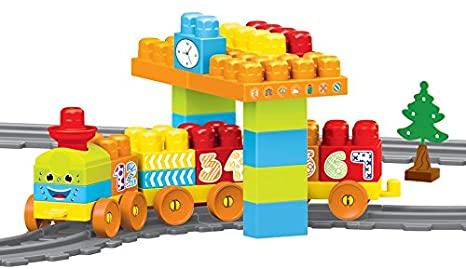 Lego train  89pcs DOLU